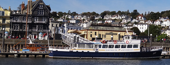 Dartmouth Harbour Boat Trips