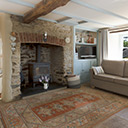 The Sitting Room in Kittiwake Cottage