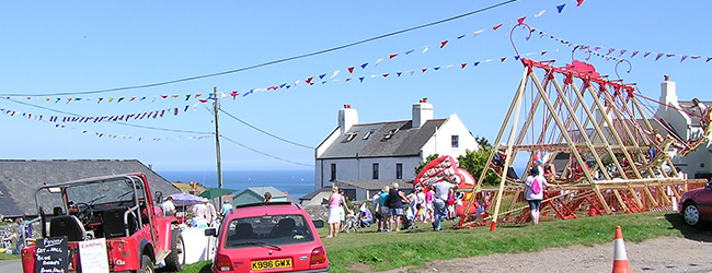 East Prawle Fair