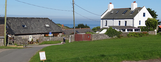East Prawle Village Green